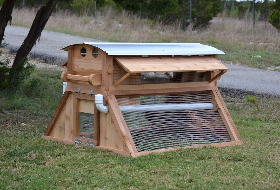 Round-Top Backyard™ Chicken Coop - Urban Coop Company ...