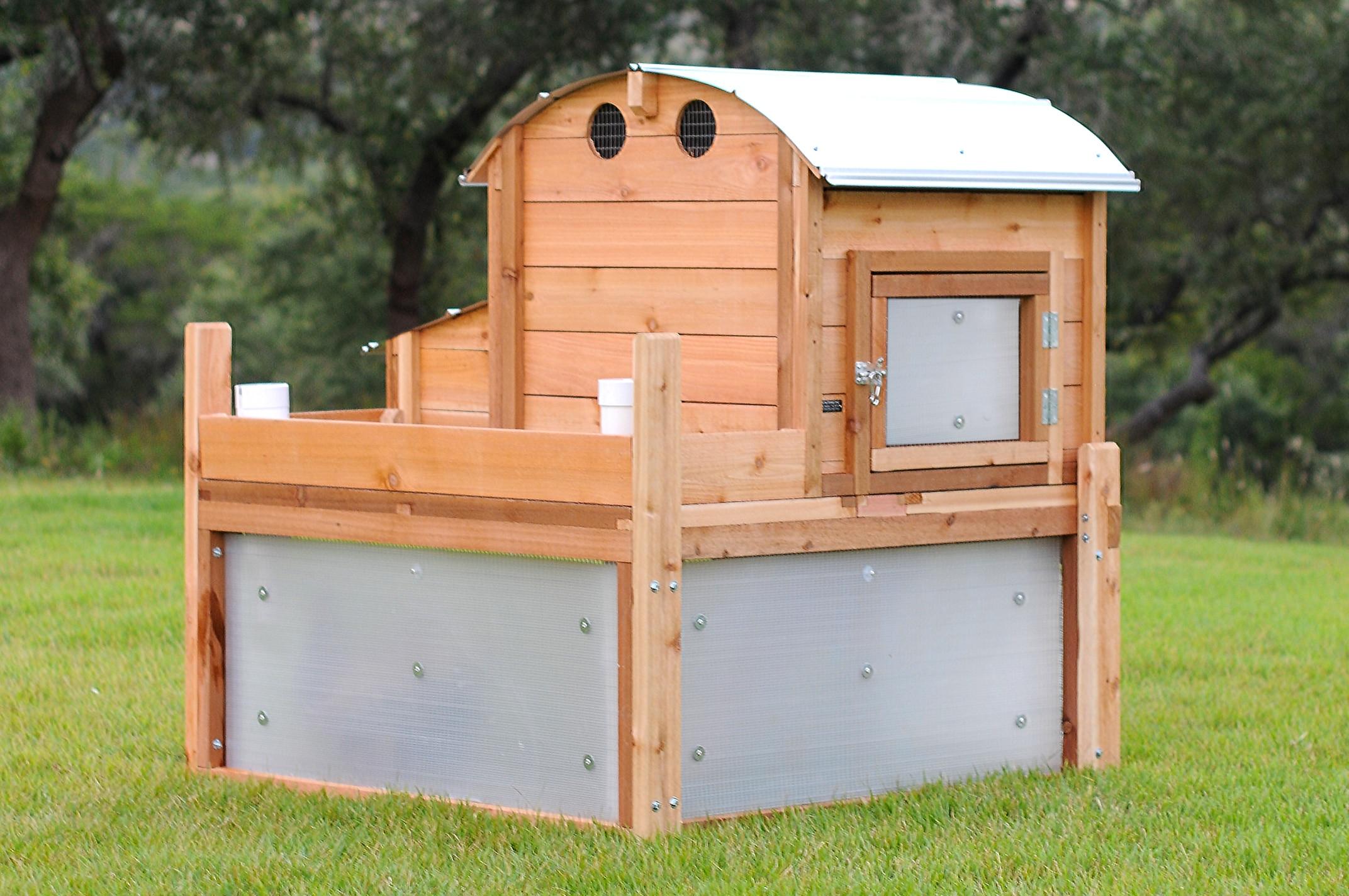 Snow / Storm Panels Backyard Coop - Urban Coop Company ...