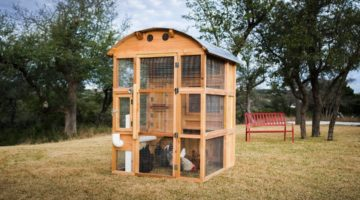 Urban Coop Company - Stand Up Chicken Coop