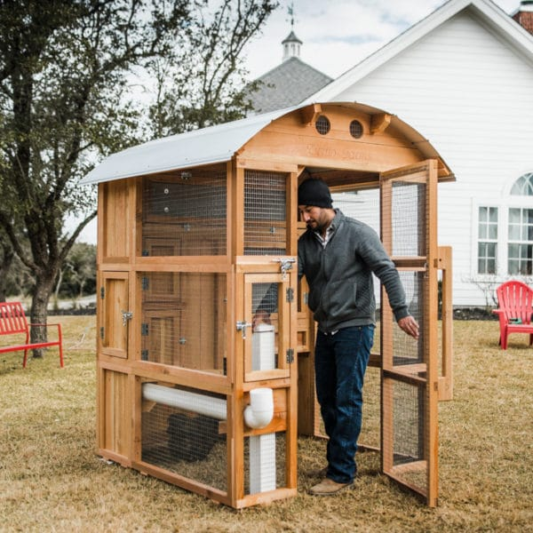Urban Coop Company - Stand-Up Chicken Coop
